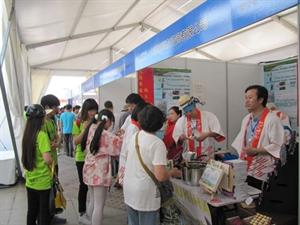 第二回日本商品大連地区巡回展